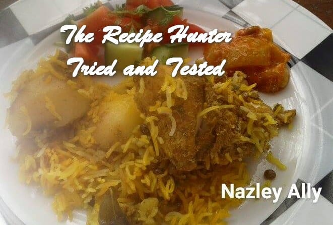 Nazley's Indian Style Breyani