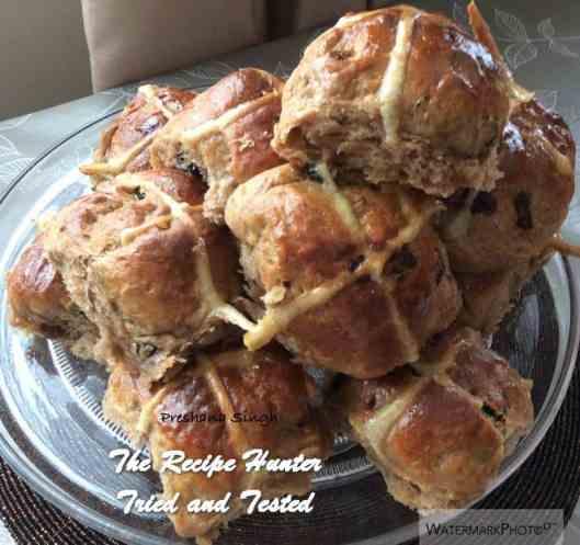 TRH Preshana's Hot Cross Buns