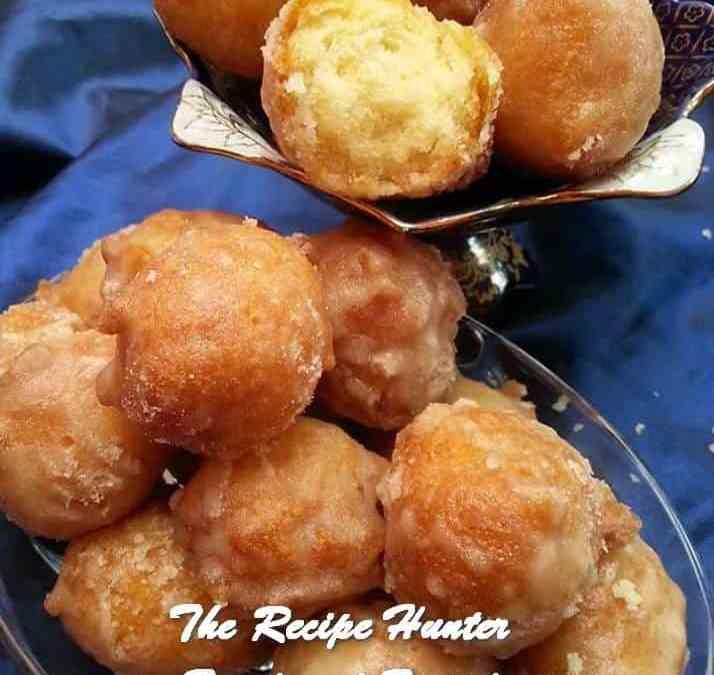 Rashida's Soft Glazed Doughnuts