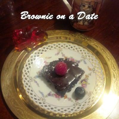 TRH Brownie on a Date