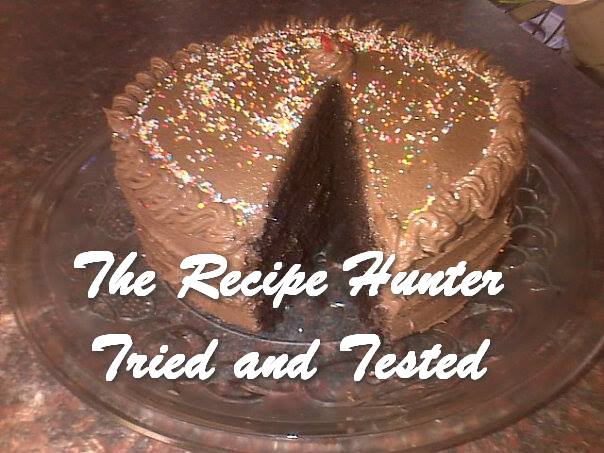 Selvie's Moist Chocolate Cake
