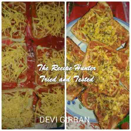 TRH Devi's Bread Pizza