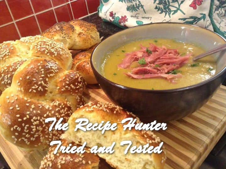 Gail's Pea and Ham Soup