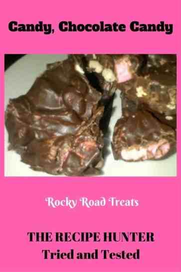 Melenie's Rocky Road Treats