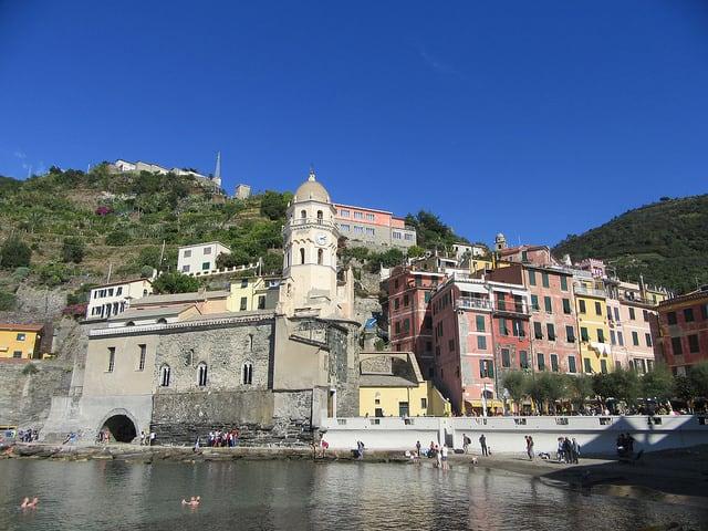 Guest Post: Cinque Terre Charm…