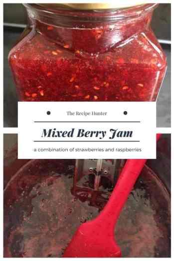 Bobby's Mixed Berry Jam2