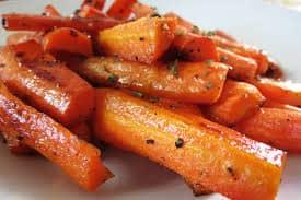 G…uest #22:  Honey Glazed Carrots
