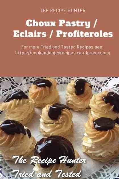 Preshana_s Choux Pastry