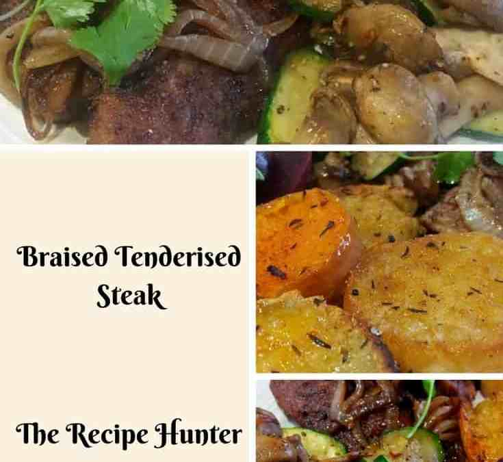Feriel's Braised Tenderised Steak