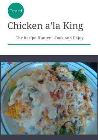 Chicken a'la King
