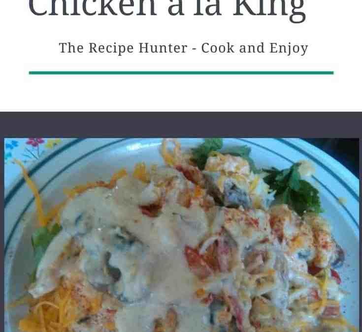 Melanie's Chicken à la King
