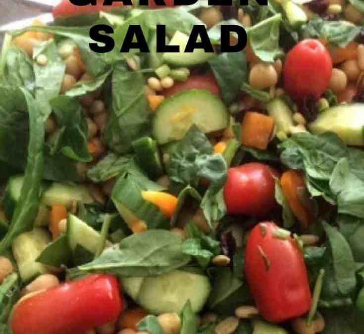 Es's Fresh Garden Salad