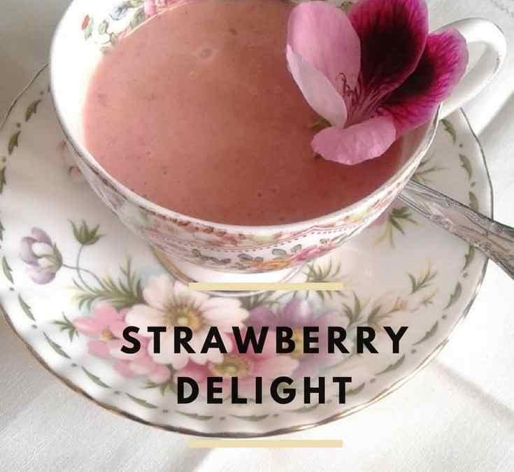 Dee's Strawberry Delight