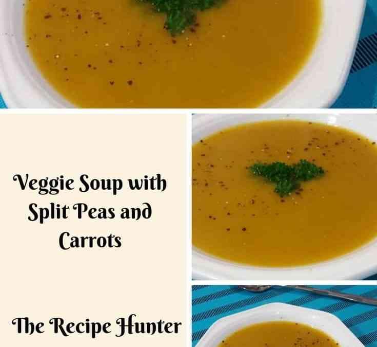 Feriel's Veggie Soup