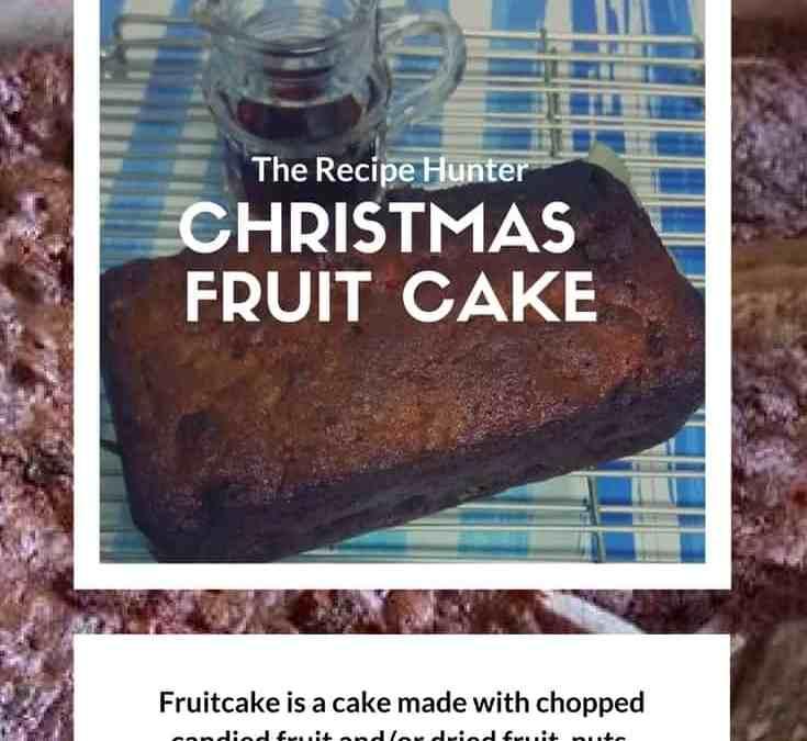 Dee's Fruit Cake