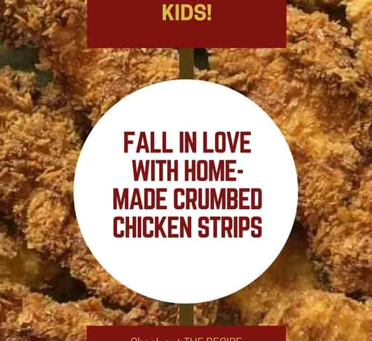 Bobby's Crumbed Chicken Strips