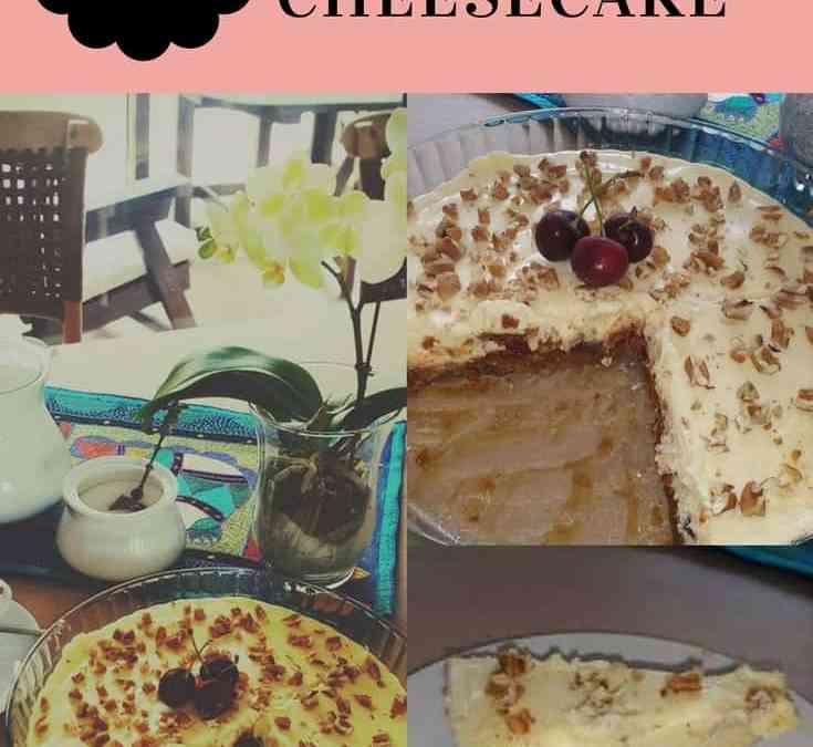 Nata's Microwave Cheesecake