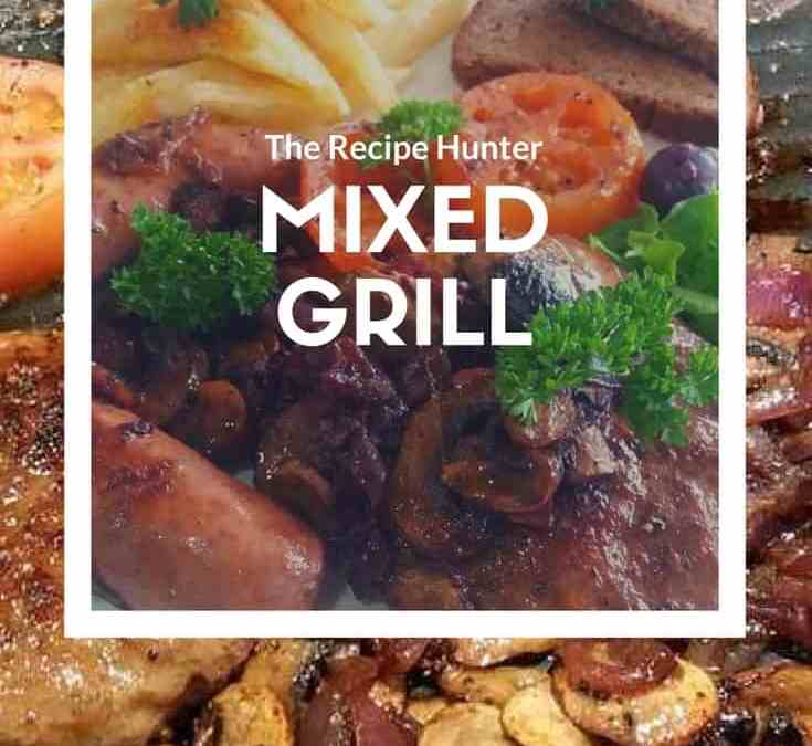 Feriel's Mixed Grill