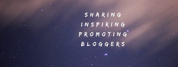 New Press Release: Sharing, Inspiring, Promoting Bloggers