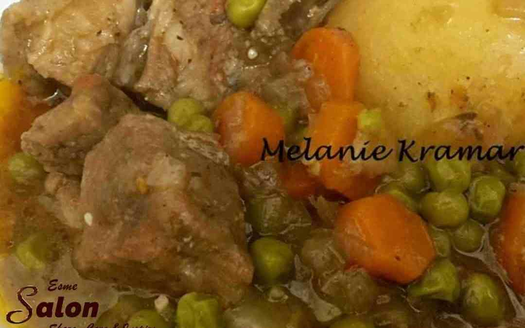 Slow Cooker Pea and Carrot Stew