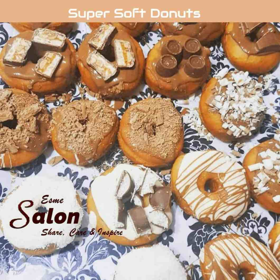Super Soft Donuts
