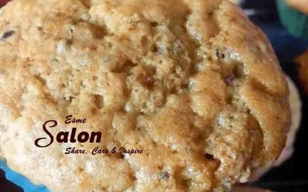Healthy, Moist, Tender Vegan Ginger Muffins