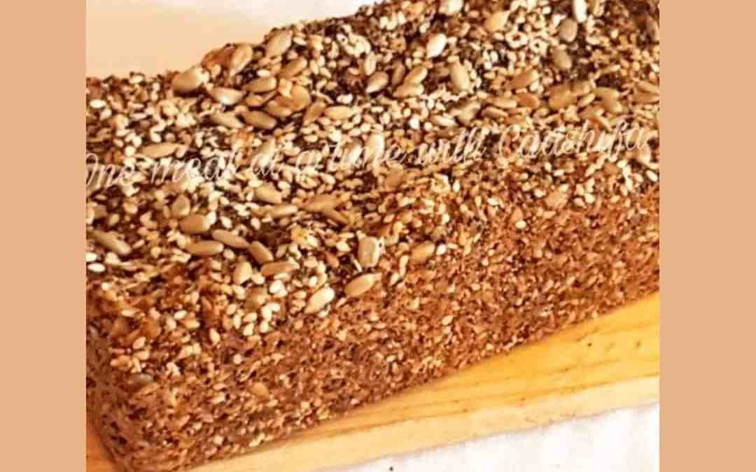 Why bake your own Low Carb, Gluten-free Seed Loaf?
