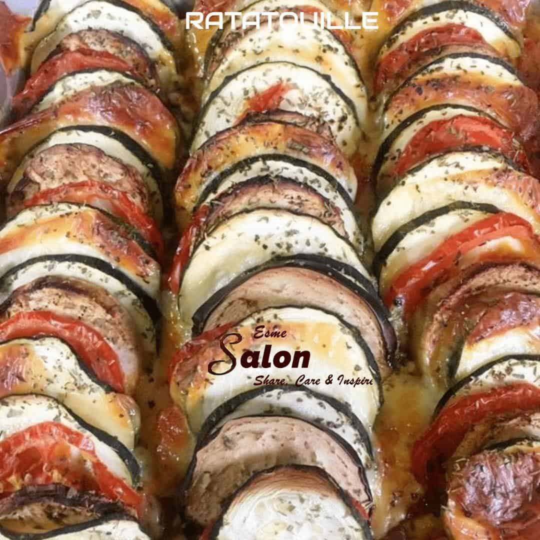 Ratatouille is a French Provençal stewed vegetable dish