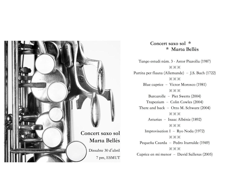 Concert-Programa
