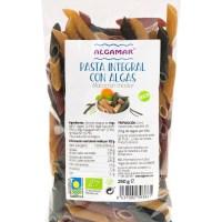 algamar-pasta-integral-macarron-tricolor-250g