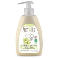 jabon liquido facial y manos anthyllis 300 ml