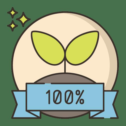 100 Natural 01