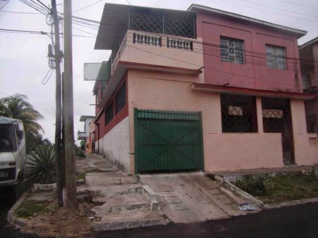 Interior de la nueva morada de Berta Soler en lujoso barrio habanero. Comprada en 80 mil cuc.