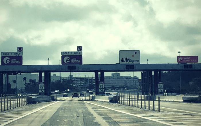 """DTOP expedirá """"boletos de cortesía"""" a conductores con deudas en AutoExpreso"""