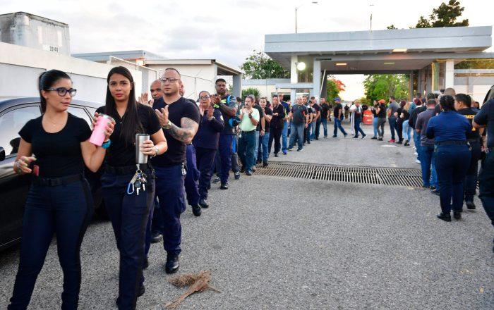 Precaución a los conductores de Ponce a Peñuelas