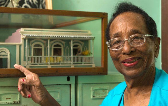 Gilda Wilson: tecnóloga médica desde 1948