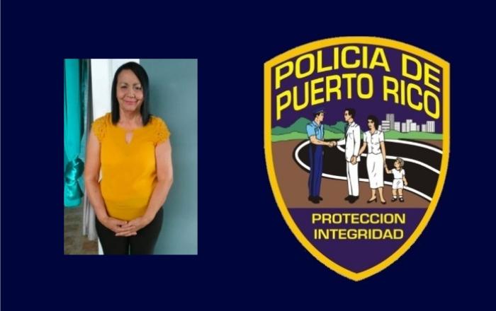 Reportan mujer desaparecida en Aibonito
