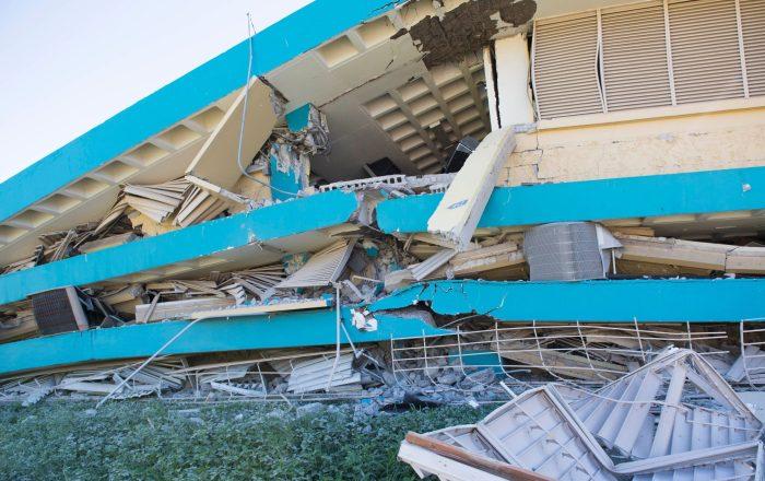 Insuficiente el presupuesto para la reparación de dos escuelas en Guánica