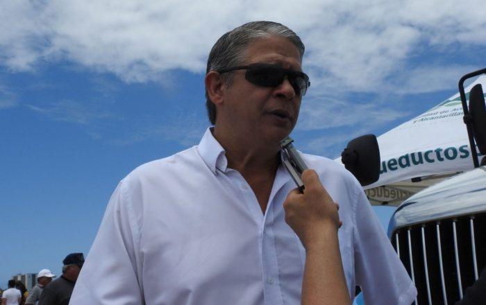 Asignan FEI contra Carlos Acevedo por caso almacén de suministros en La Guancha
