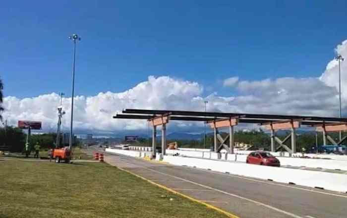 Reabren peaje de Ponce en dirección a Mayagüez