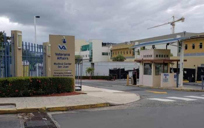Hospital de Veteranos no detecta nuevos casos de coronavirus