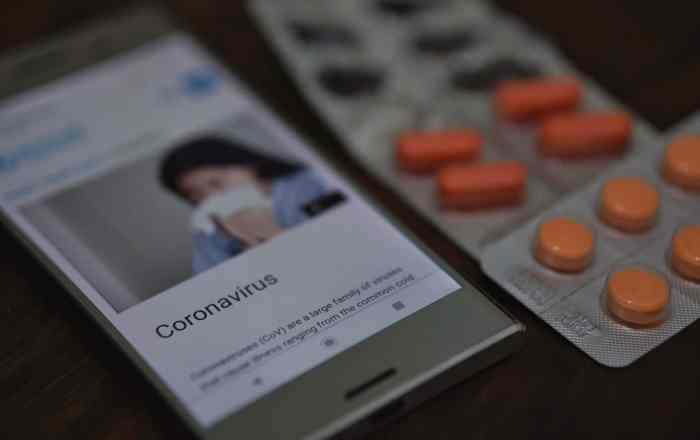 """Gobierno pide """"prudencia"""" ante situación de coronavirus"""