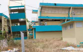 Escuela Agripina Seda en Guánica