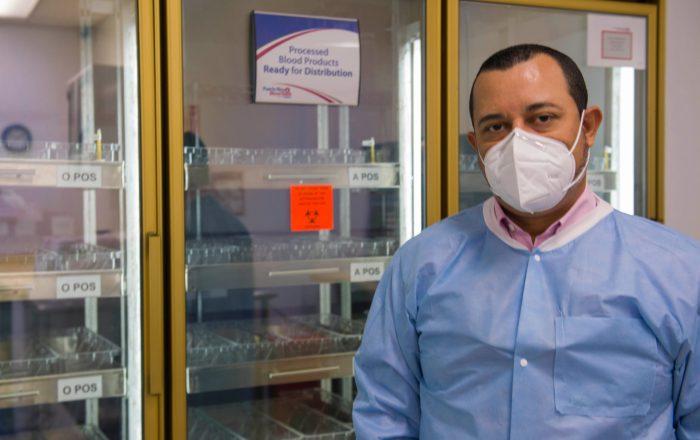 Sin abastos de sangre en medio de la pandemia, temporada de huracanes y sismos