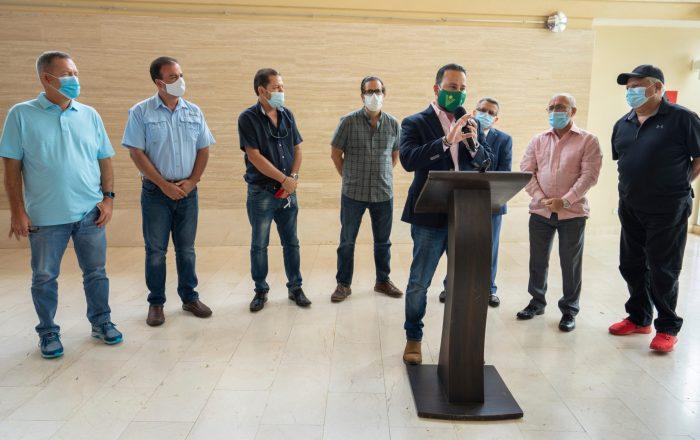 Molestos los alcaldes de municipios que integran el plan piloto de la JCF