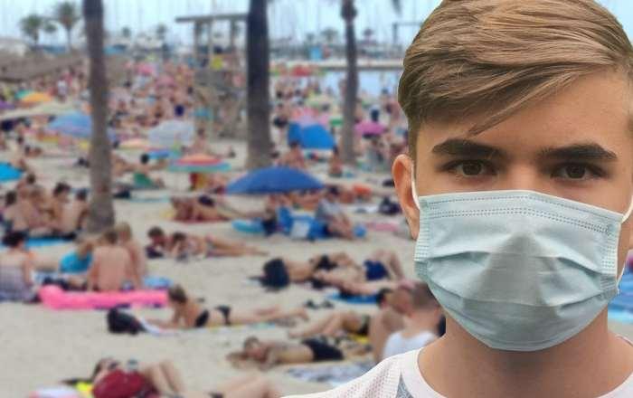 Epidemióloga pide cautela en las playas