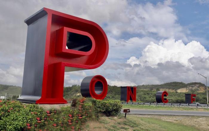 Termina la restauración de las Letras de Ponce