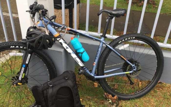 Glenn Monroig postea video de cómo le robaron su bicicleta valorada en $1,500