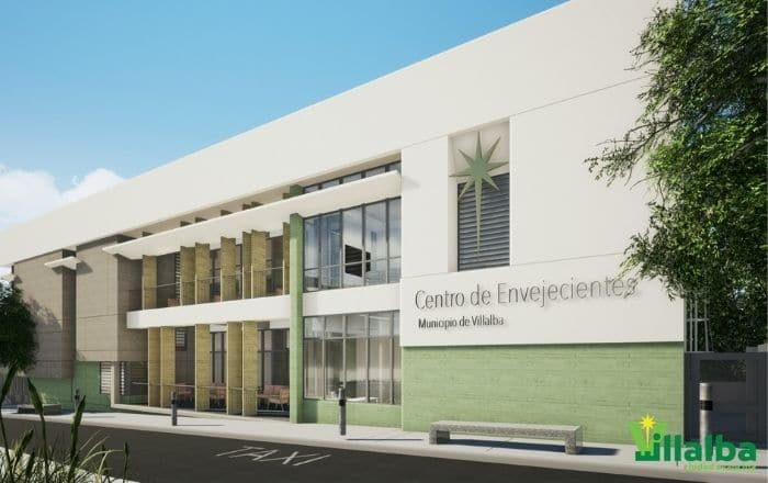 Construirán nuevo centro de envejecientes en Villalba