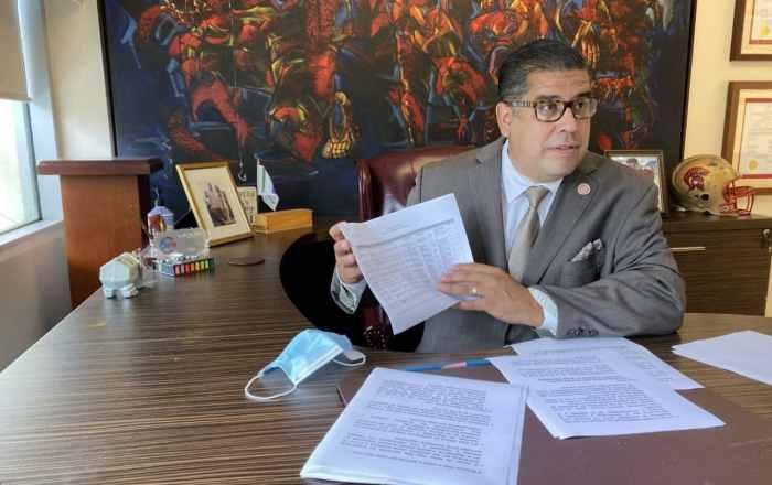 "En aislamiento preventivo Rafael ""Tatito"" Hernández"